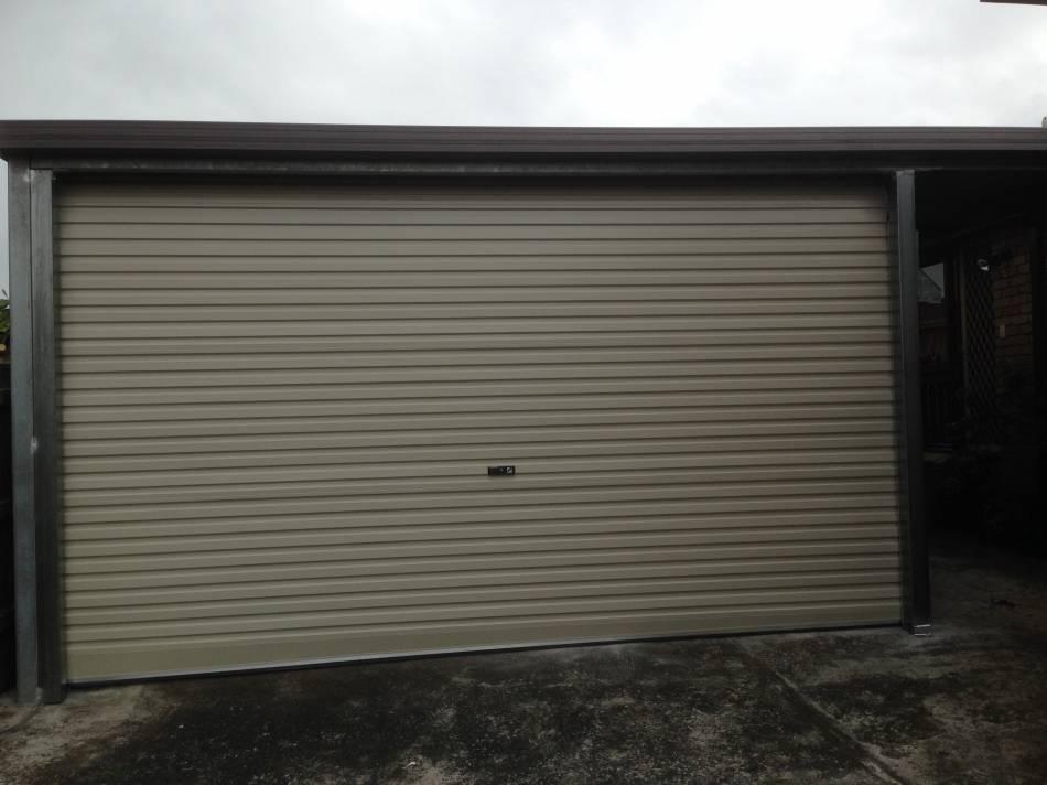 9 9 Sectional Garage Door : Gallery